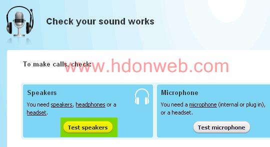 Testiranje zvučnika, slušalica, telefona