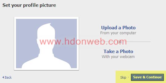 Facebook slika profila