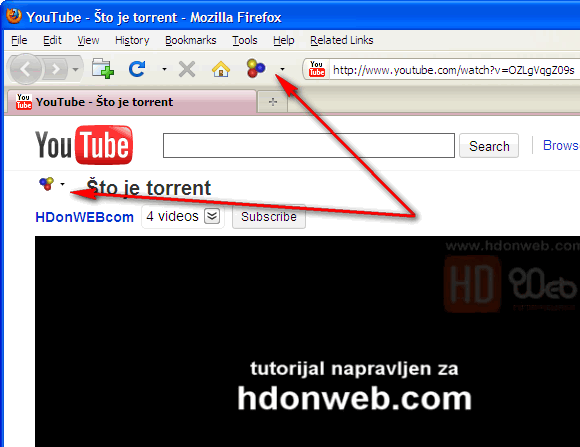 skidanje spotova sa youtubea download