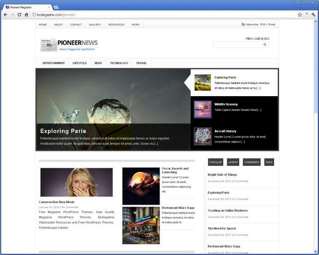 """80 Besplatnih """"Premium"""" WordPress Tema"""