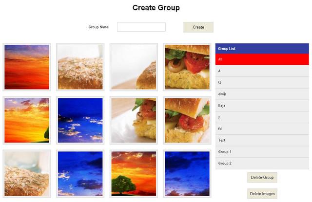 Sortabilna PHP i jQuery galerija slika